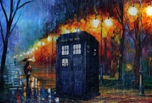 My Doctor Who Obsession  / by Angie Lambert