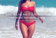 Exercise- My Bangin' Body :)  / by Miranda Miller