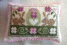 Cross Stitch - Spring and Easter