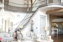 great staircase / by Sue Paul