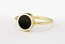 Jewelry - Rings / by Sara Schmanski