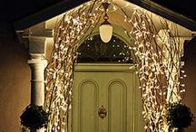Holiday home decor / by Melissa Borders
