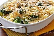 Pastas and Casseroles