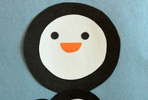 Penguin Love / Penguin crafts, activities and more!