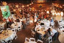 perhaps a barn wedding