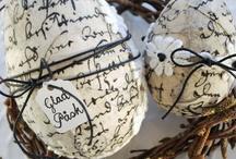 crafts for spring & summer