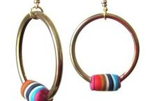 Earrings By Loves Paris Studio / by Patricia Sundik