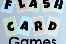 Flash Card Games / by True Aim Education