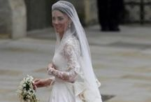 Celebrity Weddings / Here comes the famous bride... / by Handbag.com