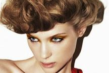 Party Hairstyles / Lots of lovely hairstyles, ideas and how-to guides for perfect party hair... / by Handbag.com