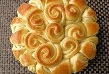Panes tortas y galletas / by Disfruta Vivir