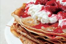 Flipping pancake recipes / Celebrate pancake day (or any day for that matter) with these tasty pancake recipes / by Handbag.com