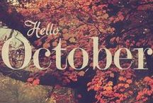 October Daily Inspiration / october is the best time of the year, why not document it daily! Inspiration for October Daily mini albums,
