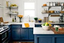 Kitchen Inspirations / Kitchen spaces to inspire your home decorating.