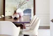 Dining Room Inspirations / Dining room decor and design - home decorating inspiration.