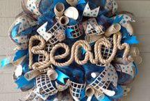 Nautical Coastal Wreaths