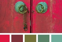 Color Palettes / by Royal Design Studio Stencils