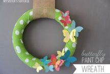 Wreaths / by Six Sisters' Stuff