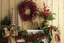 Everything Christmas! / by Whitney Broadus