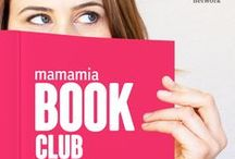 Mamamia Book Club / Whether you're a big juicy book worm or you want to include more reading into your life, the Mamamia book club is the place. Read the book club selections then join Monique Bowley, Jackie Lunn and guests on the Mamamia Book Club podcast as they dive between the pages of some brilliant, (and not so brilliant) reads. Download podcast on iTunes.