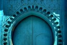 ENTRANCES & EXITS (DOORS) / by Deirdra Govan