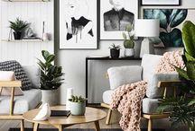 Interior Inspiration / Home decor, interior design, apartment decor,   Affordable home decor, decorating, homeware