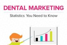 Dental Marketing Tips & Education / Dental marketing made easy: Simple, easy-to-implement marketing ideas for dentists and orthodontists. Improve patient retention, boost your dental SEO, and get more reviews with these tips!