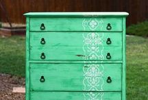 Color Me: Green / by Royal Design Studio Stencils