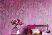 Color Me: Pink! / by Royal Design Studio Stencils