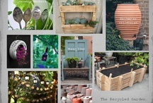 Mood Boards / Mood boards that I have created to bring my garden designs to life.