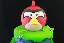 Angry Birds / by Nichola Reynolds