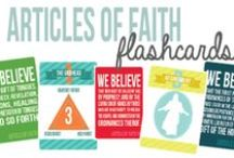 Articles of Faith / by Nichola Reynolds