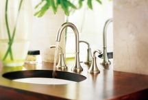 "Moen's ""Kitchen and Bath"" Pinspiration / by Tammy Woodall"