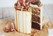 Cakes / Make your best cake ever with a homemade or semi-homemade cake recipes.