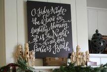 Christmas / by Cristina Hallock