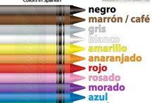 Spanish teaching / by Sarah Adams