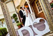Disney Couple/Disney Wedding Inspiration <3 / by Andrea Dawn