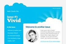 Newsletter Design Ideas / Email marketing   Email design ideas   Newsletter design inspiration   Email tips