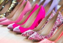 Shoes / by Cristina Hallock