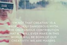| CREATIVITY |