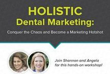 Practice Management and Leadership / Tips, resources, and coaching for dental practice management leaders and teams.