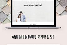 Blog Layouts / Blog layouts, website design, blog branding, website branding