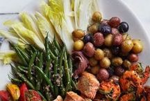 Food, glorious food! / by Shari Sysol-Alongi