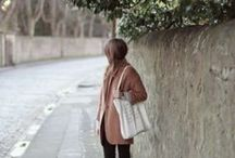clothes / .Minimalist and chic