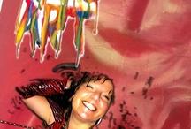 Art  ~ Astrid's Kunst / #Art #Kunst ~ meine #Bilder ~ #Acryl ~ #Collagen  ~ #Lavierungen  ~ #Atelier   / by Astrid Brouwer