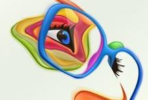 #Art ~ Brillen ~ glasses / #Brillen #sunglasses #Glass ~ Amazing #Art ~ Amazing #Photos ~ Amazing ~ #Creations #Art ~ #Kunst ~ #Foto www.astridbrouwer.de / by Astrid Brouwer
