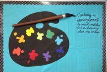 Bulletin Board Ideas / by Shari Sysol-Alongi