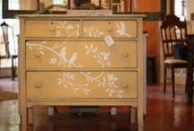 Home {furniture} / by Michelle {Sweet Pea and Roses}