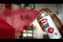 Krylon TV Commercials / An online archive of television commercials created for Krylon products