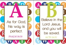 Bible Class Materials / by Aubrey Reynolds